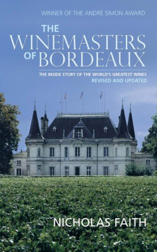 The Winemasters of Bordeux (English Edition)