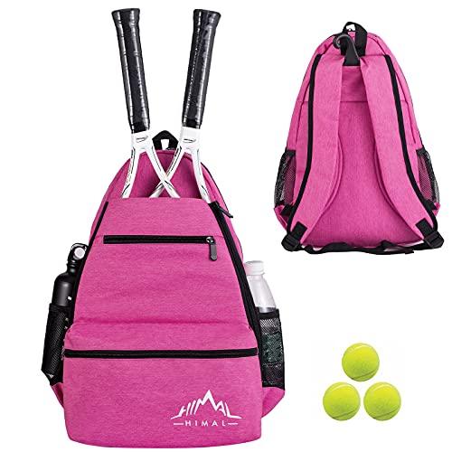 Himal Outdoors Tennis Backpack Tennis Bag -...