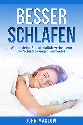 Besser schlafen: Wie du deine Schlafqualität verbesserst und Schlafstörungen...