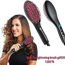 Basic Deal Ceramic Electronic Hair Straightening Brush Machine