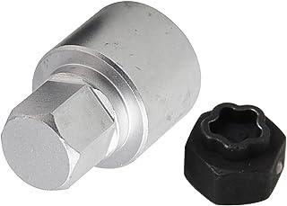 Homyl Soquete de chave de remoção de parafusos de roda de aço carbono para BMW Série 2 3 6 7
