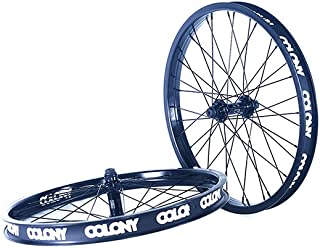 Colony BMX Pintour 20 Inch Front Wheel, Wasp Hub, Contour Rim