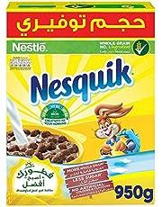 Nesquik Nestle Nesquik Cereal Chocolate Flavor - 950g