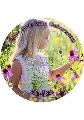 Essbares Foto für Torten, Tortenbild, Kindergeburtstag, Tortenaufleger mit eigenem Foto und Text frei gestalten - Super Qualität, 9533