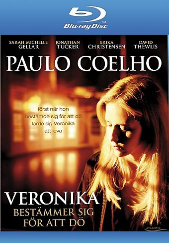 Veronika Decides to Die (Blu-ray) - Emily Young, with Sarah Michelle Gellar and David Thewlis