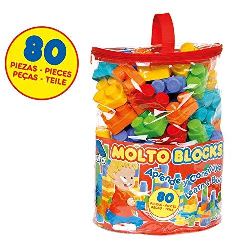 Bolsa Blocks 80 pcs. Molto