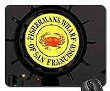 Mouse Pad - Fishermans Wharf Francisco San Pier California