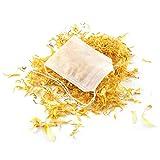 Feine Tee-Beutel für losen Blatt-Tee, 100 Stück, selbstbefüllbar, mit eingewobenem Faden zum...