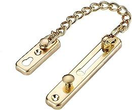 Hardware Deurkettingen, BYDNBY Stainless Steel Anti-diefstal Chain Chain Home Hotel Hotel Anti-diefstal Buckle Safety Chai...