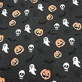 Kt KILOtela Patchwork-Stoff, Halloween, Digitaldruck, 100 %