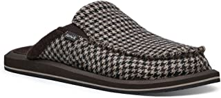 Sanuk You Got My Back III Chill Houndstooth 10 D (M)