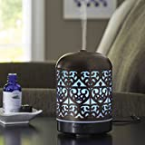 BLOSSOMZ Better Homes and Gardens Essential Oil Diffuser, Moroccan...