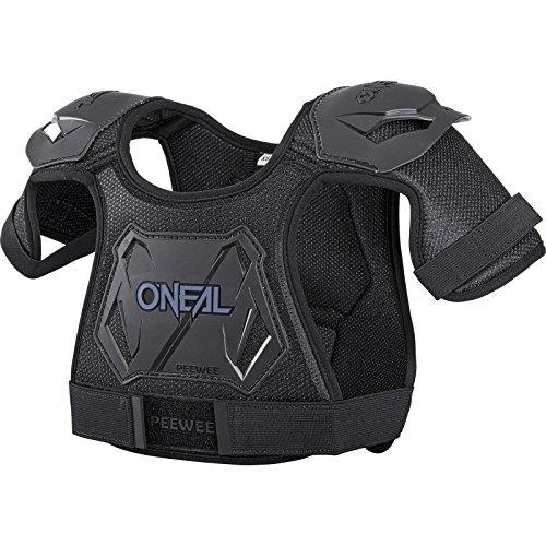 Oneal Pee Wee, Protecciones, Negro, XS/S (XS/SM)