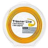 Spares2go - Línea de desbrozadora para fresadora Stihl (90 m x 2,4 mm)