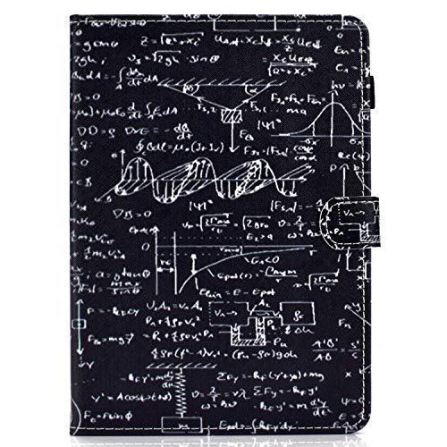 WDSUN Funda Universal Tablet 10.1 Pulgadas Carcasa Protección Case de Cuero para Huawei MediaPad T3/T5 10,Samsung Galaxy Tab A6 10.1, LNMBBS/YOTOPT 10.1