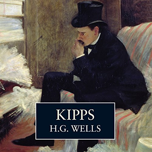 Kipps audiobook cover art