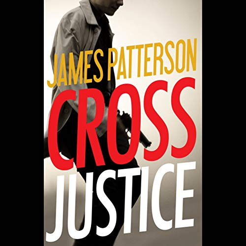 Cross Justice audiobook cover art