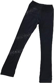 Perfeclan 子供 大人用 アイススケート練習ズボン パンツ タイツ トレーニング用 全22選択し