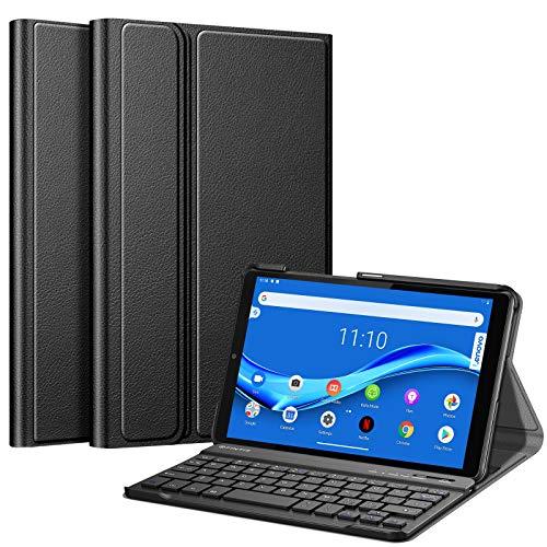 tablet con teclado de la marca Fintie