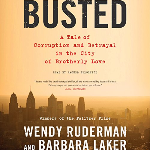 Busted cover art