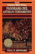 Panorama del Antiguo Testamento (Comentario Bíblico Portavoz) (Spanish Edition)