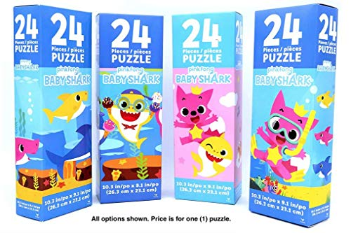 Pinkfong Baby Shark Jigsaw Puzzle, 10.3