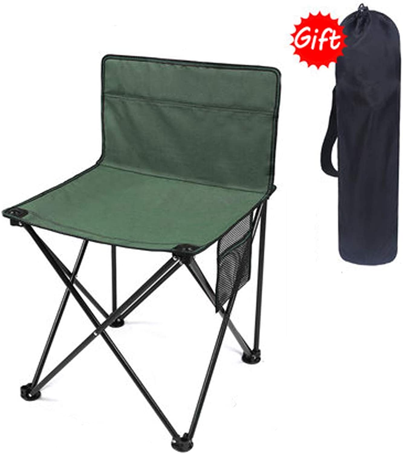 Portable Outdoor Lightweight Folding Camping Chair, Beach BBQ Camp Fishing Picnic Hiking Backyard Backpacking Sports Hunting Chairs Stool Table Set