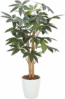 光触媒 人工観葉植物 光の楽園 パキラ 90 209A100