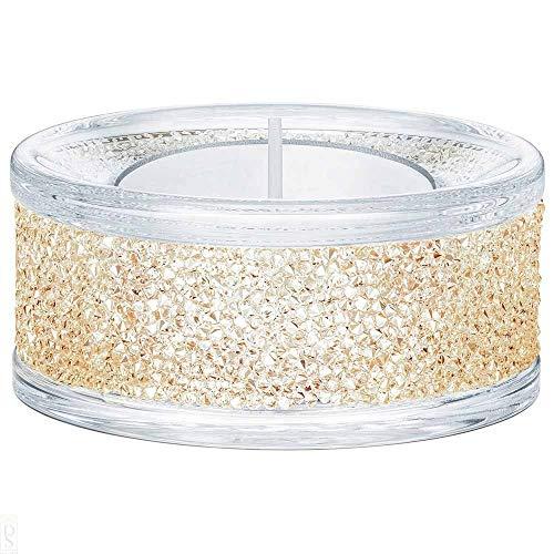Swarovski Shimmer Teelicht Gold 5428724