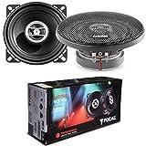 2 Haut-parleurs Compatible avec Focal AUDITOR RCX-100 coaxial 2 Voies 10,00 cm 100 mm 4' diamètre 30 Watt rms 60 Watt Max 4 ohm 88 DB spl, par Paire