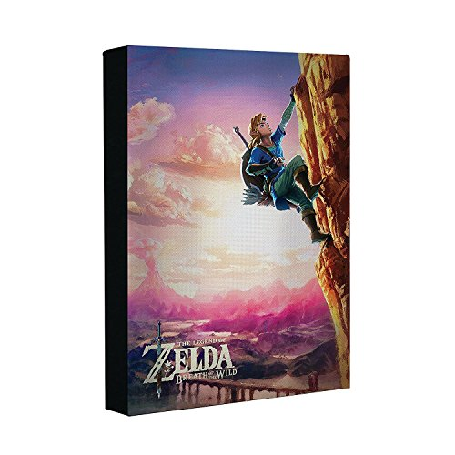 Yyjyxd Modular Painting HD Prints Canvas Bedside Background Home Decor 5 Pieces Wall Art Legend Of Zelda Pictures Artwork Game Poster-12x16//24//32inch,Without frame