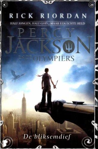 Percy Jackson en de Olympiers deel 1 De bliksemdief