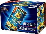 ボス(BOSS) プレミアムボス 185g 1箱30缶