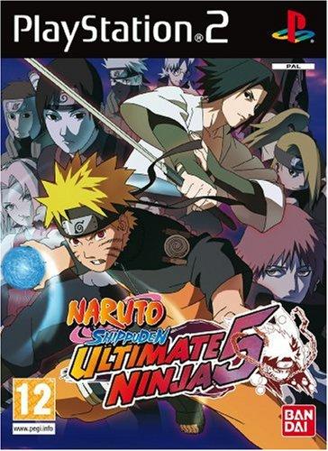 Naruto shippuden ultimate ninja 5 [Edizione : Francia]