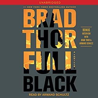 Full Black audiobook cover art