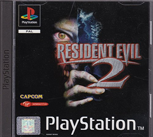 Resident Evil 2 (PlayStation 1) USK 18, gebr.-gut