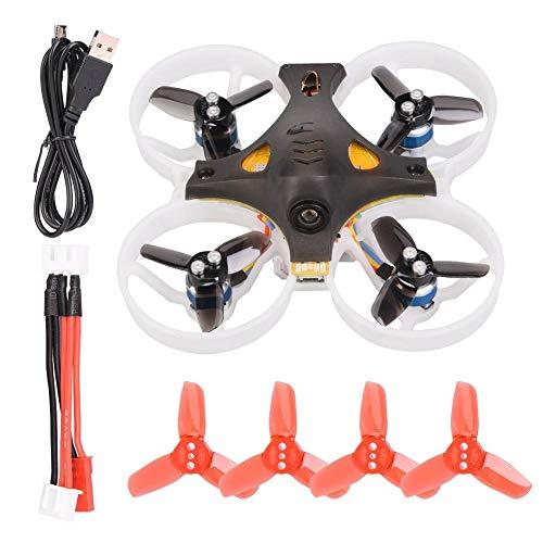 Jadpes Mini Drone, GT8 87.6mm FPV Racing Drone PNP BNF 10A Blheli_S ESC 800TVL 5.8G 25mW VTX 2S(RX2A Pro BNF)