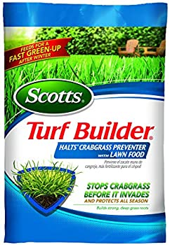 Scotts Turf Builder Halts Crabgrass Preventer, 15,000 sq. ft.
