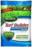 5. Scotts Turf Builder Halts Crabgrass Preventer with Lawn Food, 15,000 sq. ft.