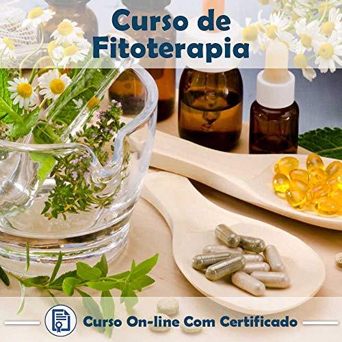 Curso Online de Fitoterapia com Certificado