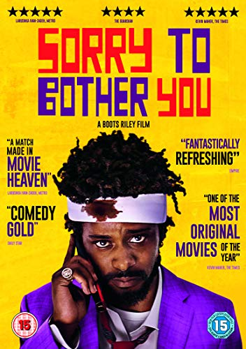 Universal Pictures - Sorry To Bother You DVD (1 DVD)