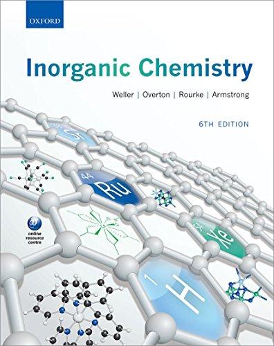 Inorganic Chemistry 6 E