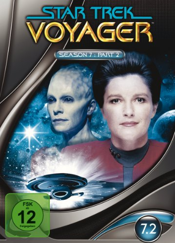 Star Trek - Voyager/Season 7.2 (4 DVDs)