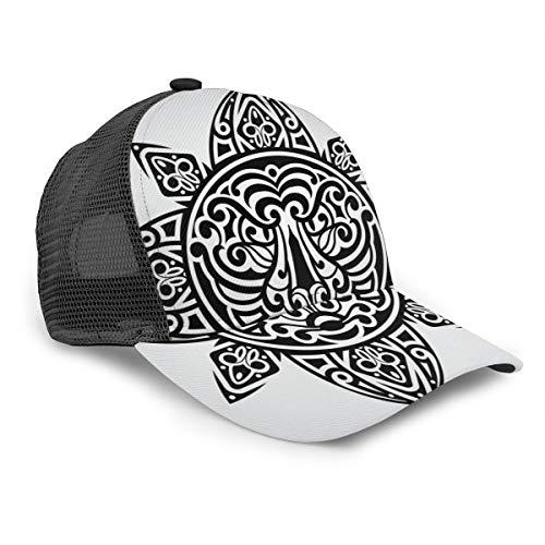 Gorra de béisbol con cara de tigre para hombre y mujer, gorra de béi