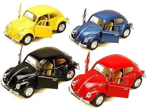 coleccion de carritos de volkswagen fabricante Set of 4 Die-cast Vehicles