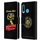 Official Cobra Kai Be Strong Logo Composed Art Leather Book
