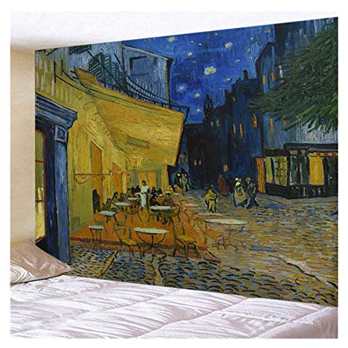 YUNDONGZHIJIA La impresión 3D se Puede Utilizar como Tapiz Mural para Dormitorio, Sala de Estar, decoración de Dormitorio y decoración del hogar.