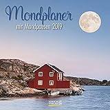 Der große Mondplaner (BK) 225719 2019: Broschürenkalender mit Ferienterminen und Mondpausen