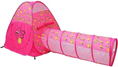 Laufgitter laufstall Kids Ball Pit Spielzelt - keine Montage erforderlich, mädchen Jungen Indoor Outdoor Spielzelt, Rosa Blau (Farbe   Blau)