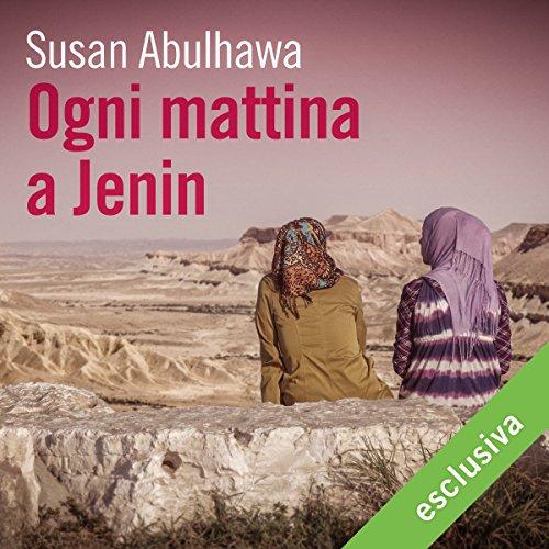 Ogni mattina a Jenin audiobook cover art